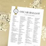 Oscar ballot sq