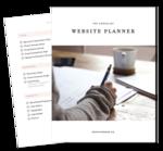 Website planning checklist med
