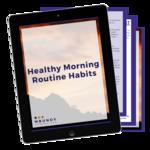 Healthy morning routine habitsadd heading