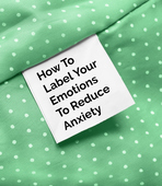 Cover for free anxiety tool