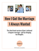 Get the marriage you want ebook