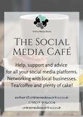 Online media works the social media cafe
