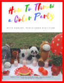 Color party freebie picture