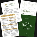 Holiday printables for opt in