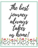 The best journey always takes us home 155x200
