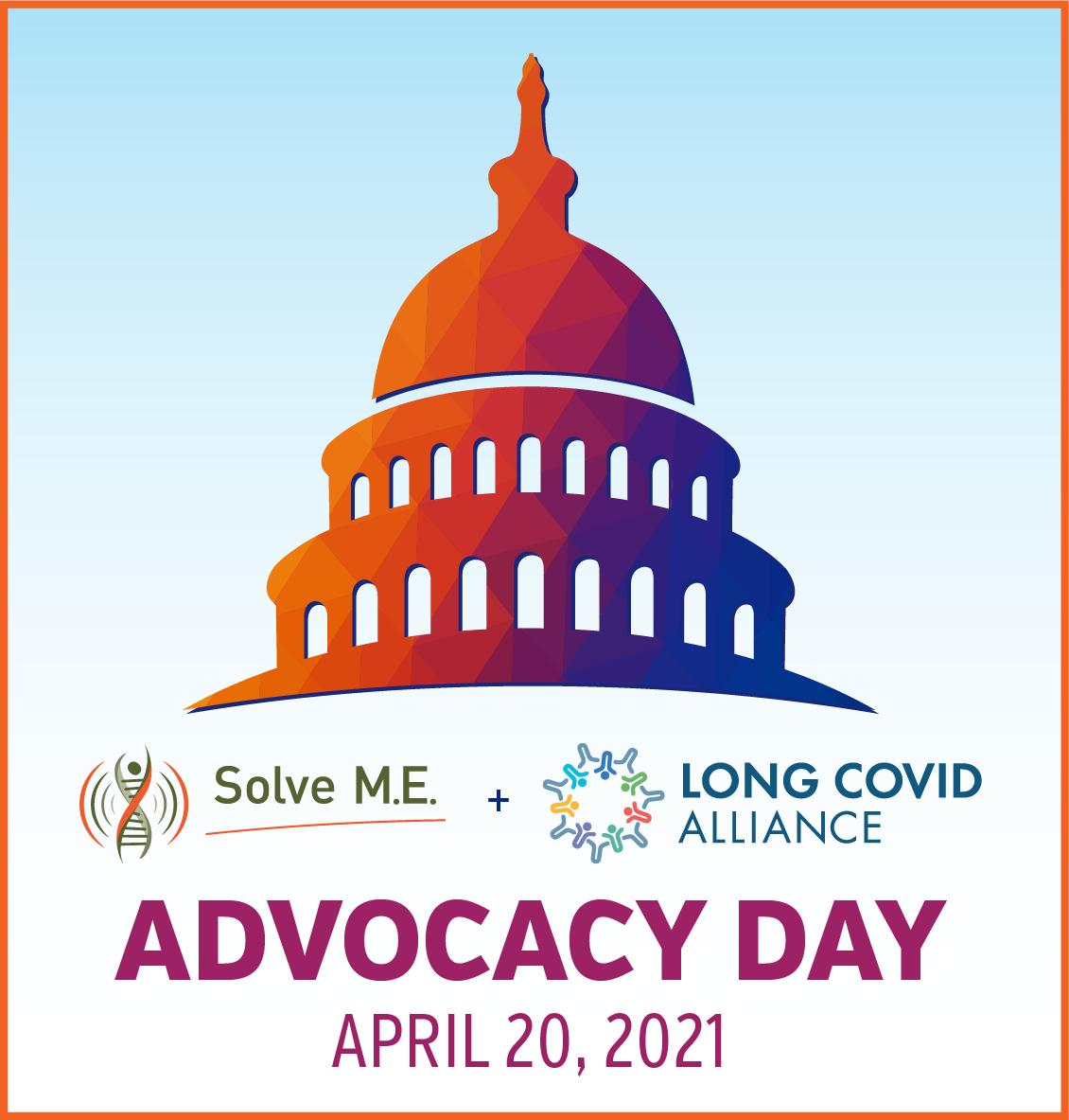 Sign in to Solve ME & Long COVID Alliance Advocacy Day