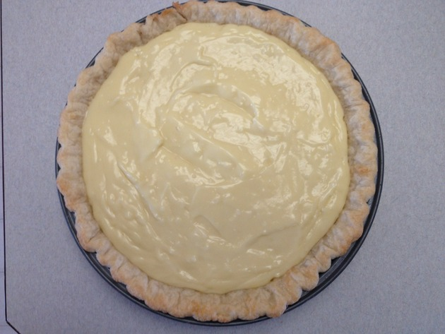 Coconut Cream Pie by car2ngrl