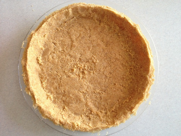Graham Cracker Crust by car2ngrl