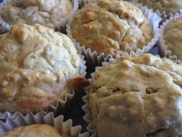 Oatmeal Muffins by car2ngrl