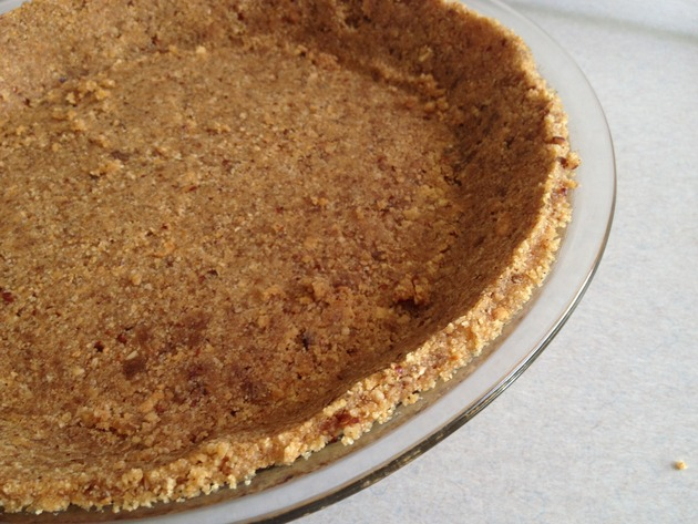 Pecan Graham Cracker Crust by car2ngrl
