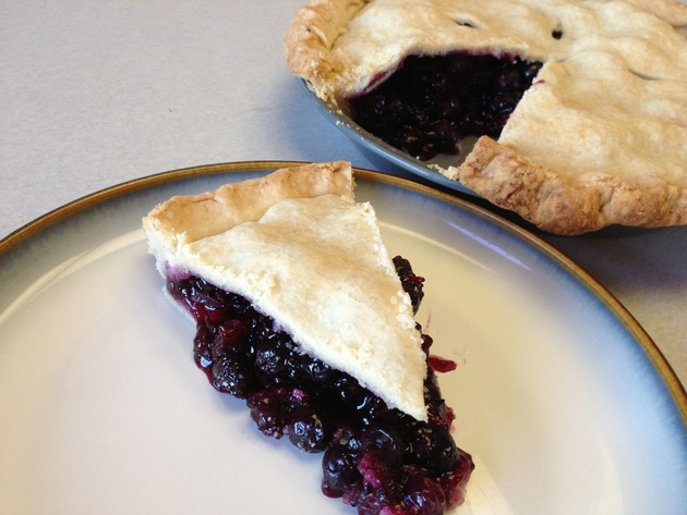 Blueberry Pie by car2ngrl