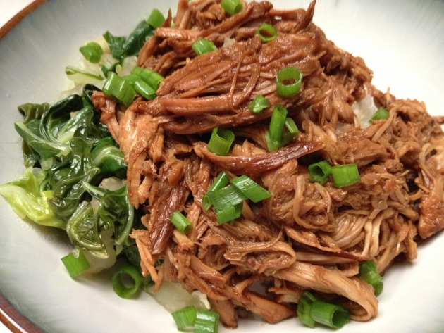 Suzhou Inspired Slow-Cooked Pulled Pork by car2ngrl