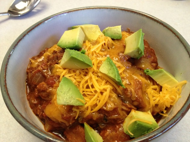 Chili Con Carne by car2ngrl
