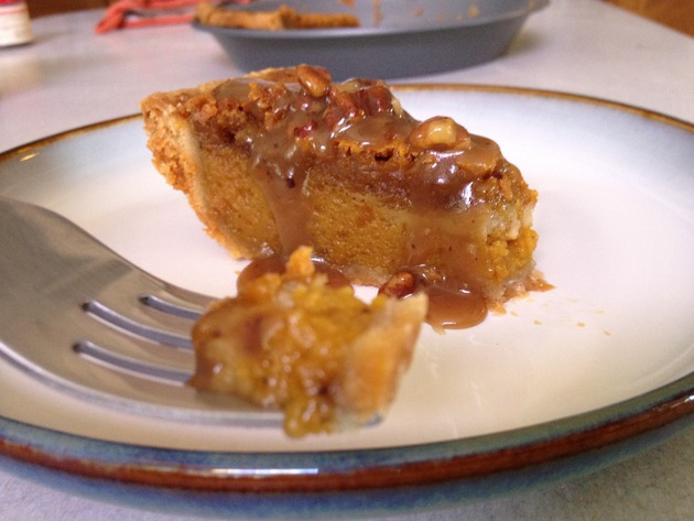 Pumpkin Chess Pie by car2ngrl