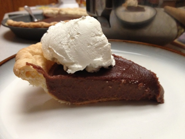 Chocolate Cream Pie by car2ngrl