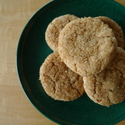 easy peanut butter cookies by joanie