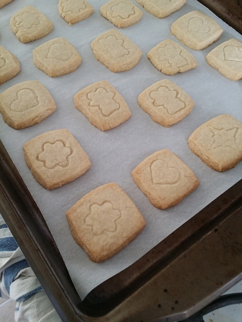 Scottish Shortbread Cookies Recipe Cookooree