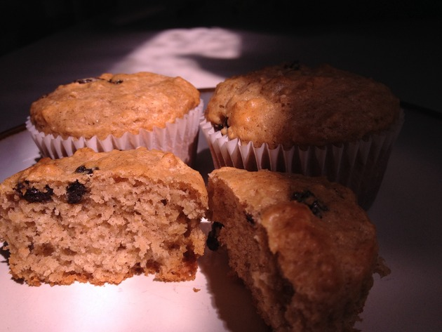 Shredded Wheat Muffins by car2ngrl