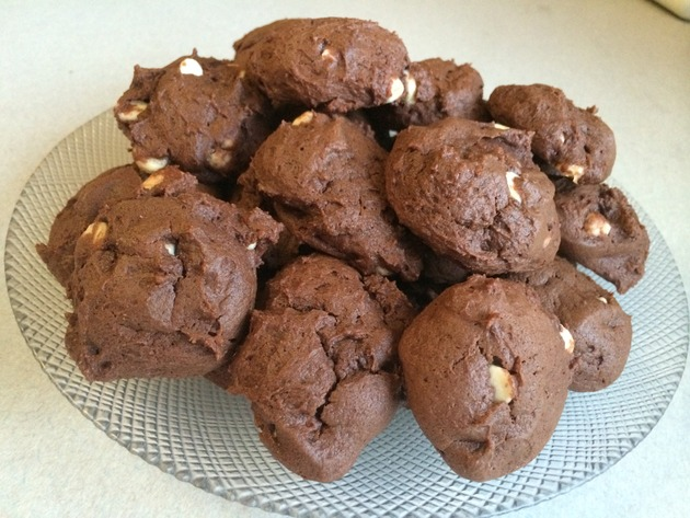 Double-Chocolate Cookies by car2ngrl