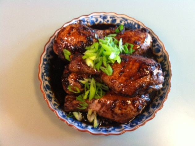 Sticky Five-Spice Chicken by belinda
