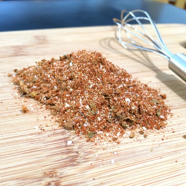 taco seasoning by joanie