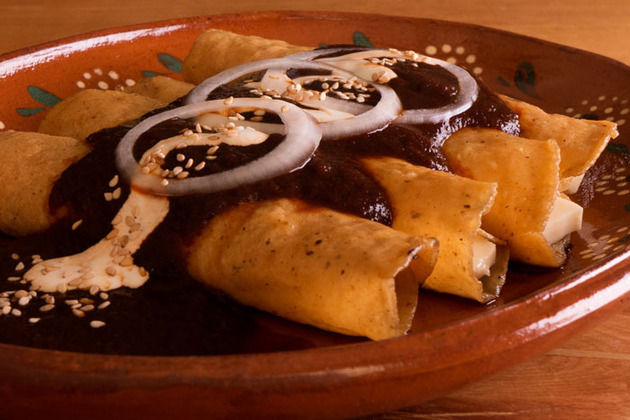 Red Enchilada Sauce by MexFoodJournal