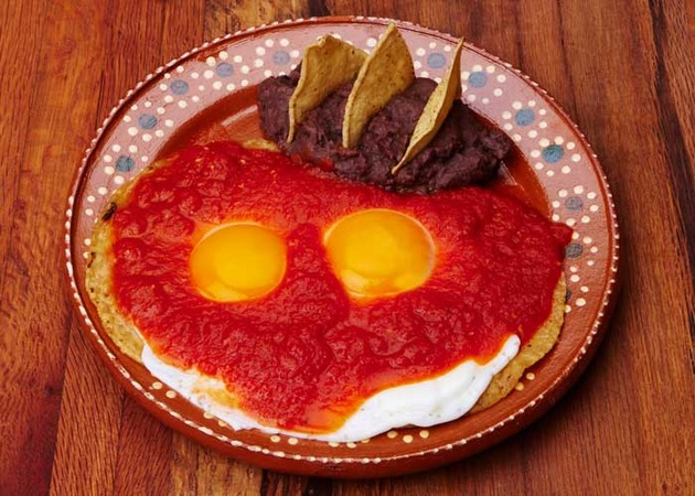 Authentic Huevos Rancheros by MexFoodJournal