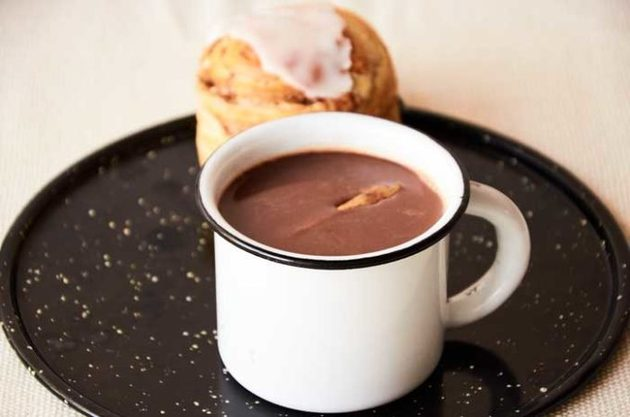 Mexican Hot Chocolate by MexFoodJournal