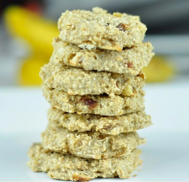 BANANA OATMEAL COOKIES – A HEALTHY BREAKFAST by antonetroajer