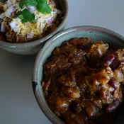 chili con carne by joanie
