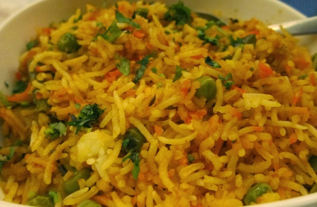 vegetable biryani recipe  by Famous Indian Recipes