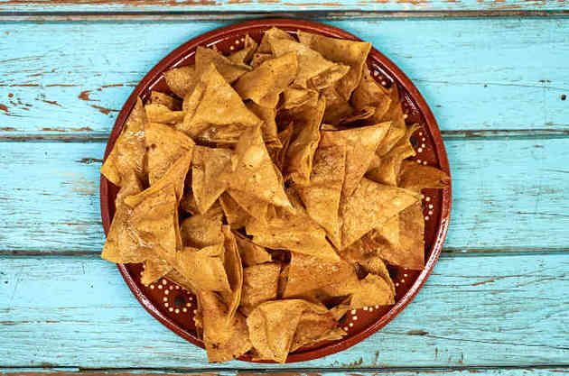 How to Make Tortilla Chips by MexFoodJournal
