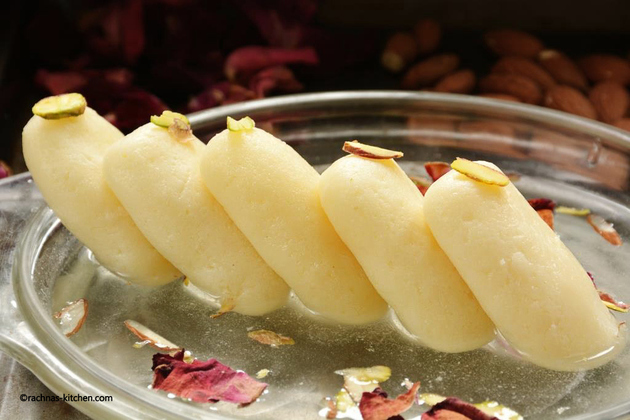 Rasgulla Recipe in Marathi by punjabidesifoods
