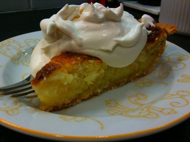 Buttermilk Pie by jonlabo