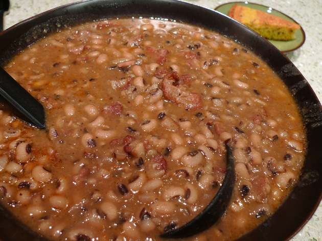 black-eyed peas by joanie