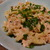 baked salmon alfredo with spinach by joanie