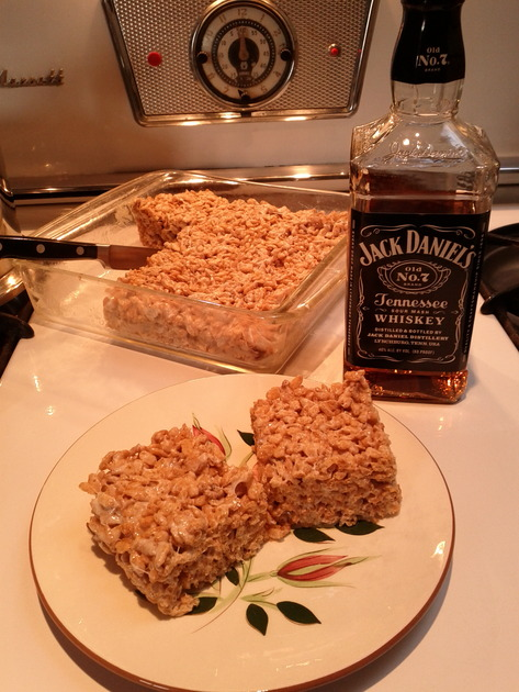Rice Whiskey Treats by hulagun