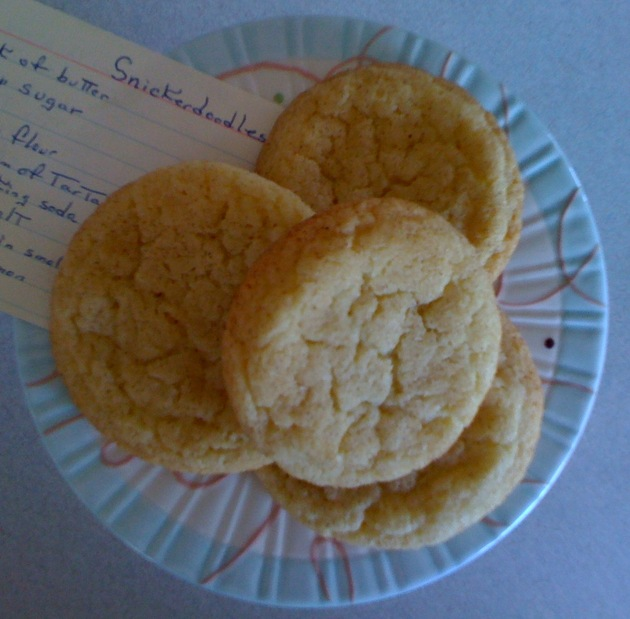 Gram's Snickerdoodles by car2ngrl