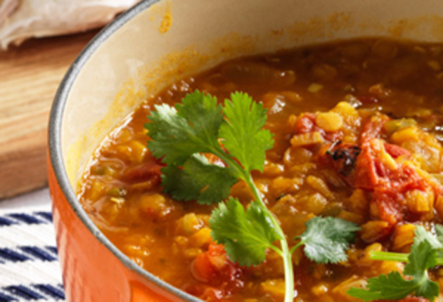 Lentils with Chia Seeds by Lyn