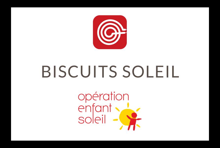 logo campagne Biscuit Soleil