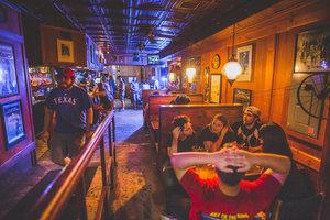 Bar booths