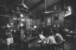Front bar inside