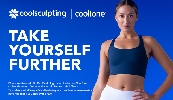 CoolSculpting and CoolTone Portfolio Hero Image