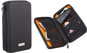 AmazonBasics Electronics Travel Case