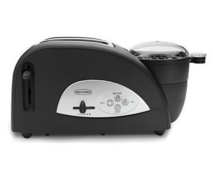 Back to Basics Toaster & Egg Poacher