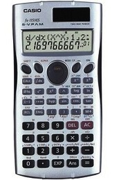 Casio FX-115 Solar Calculator