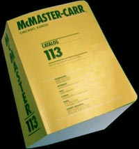 McMaster-Carr Online Catalog