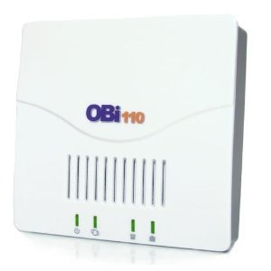 Obi100 VoIP Telephone Adapter