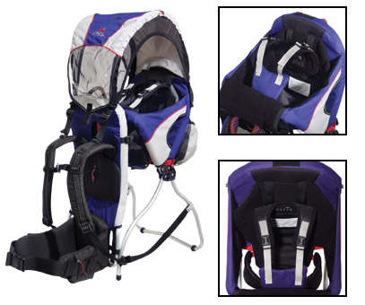 Kelty Kids Pathfinder Child Baby Carrier Hiking Backpack W
