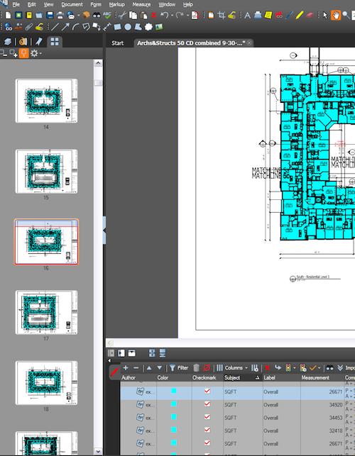 Bluebeam PDF Revu   Cool Tools